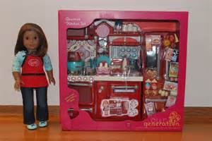 Our Generation Kitchen Play Set Pink Dolls Our Generation Kitchen