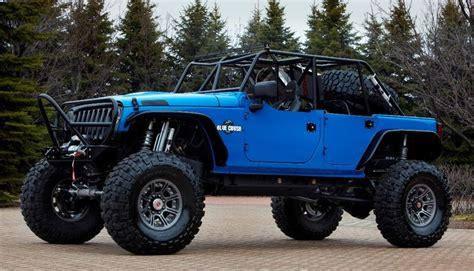4 door jeep rock crawler rock crawler 4 door jeeps chrysler preview 2011