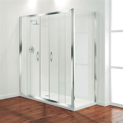 Coram Shower Doors Coram Premier Sliding Shower Door Plumbing Co Uk