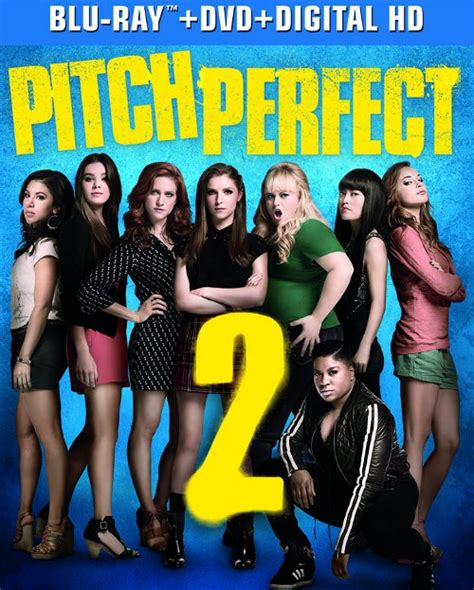 Dvd Original Pitch 1 Pitch 2 pitch 2 dvd combo pack review lithium magazine