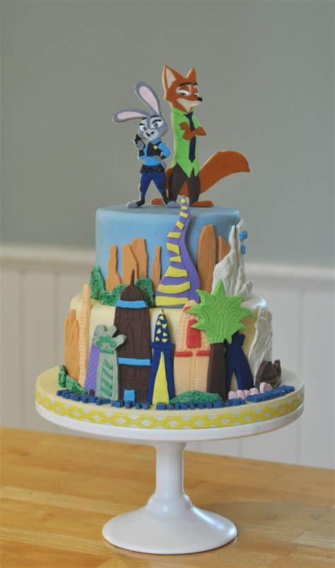 zootopia cakecentralcom