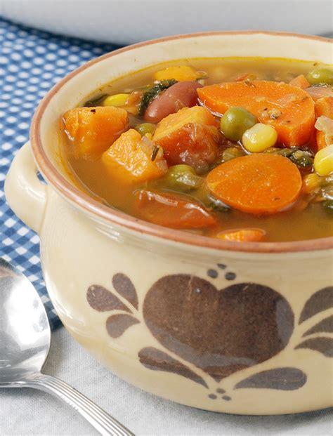 best vegetable soup recipe best vegetable soup