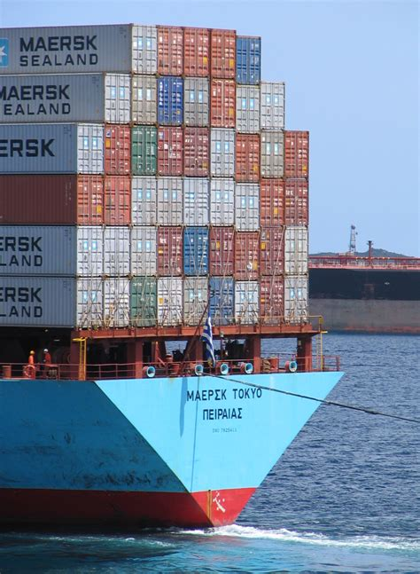maersk sailing schedule port to port