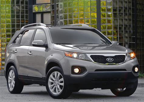 The New Kia Sorento Wallpapers Cars Kia Sorento 2012