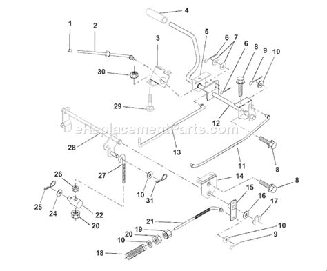 husqvarna lr  parts list  diagram