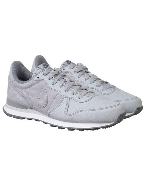 nike grey shoes nike internationalist prm shoes wolf grey cool grey
