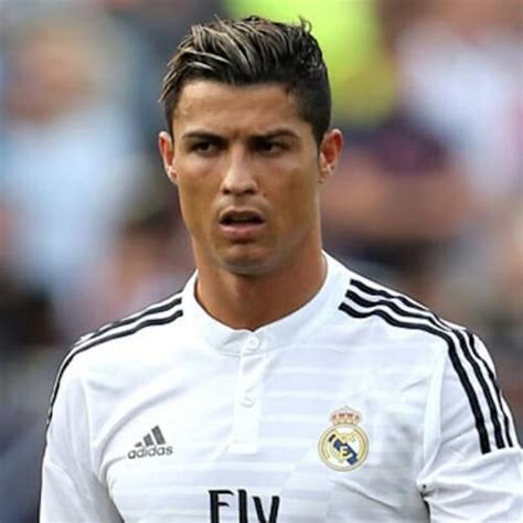 Ronaldo Hairstyles by 50 Athletic Cristiano Ronaldo Hairstyles Hairstyles