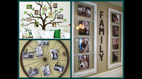 picture display ideas diy photo display ideas creative photo wall decor