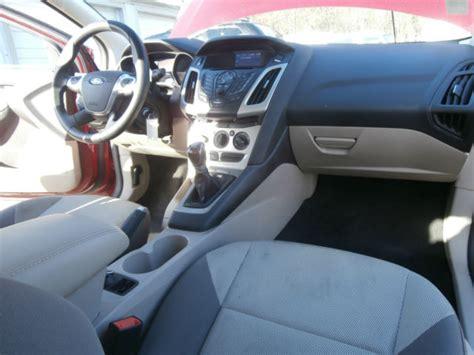 2014 Ford Focus Flex Fuel by 2014 Ford Focus Se Sedan 2 0l I4 Flex Fuel Clean 5