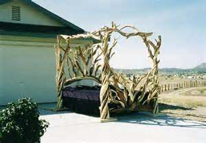 Juniper Wood Bed Frames Befallo Woodwork Free Handmade Furniture Plans