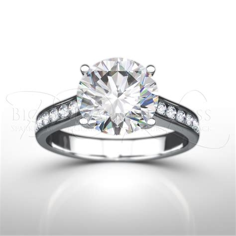 which engagement ring engagement ring with shoulders from
