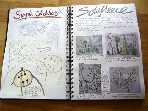 creative sketchbook poppycock other creative nonsense textile course
