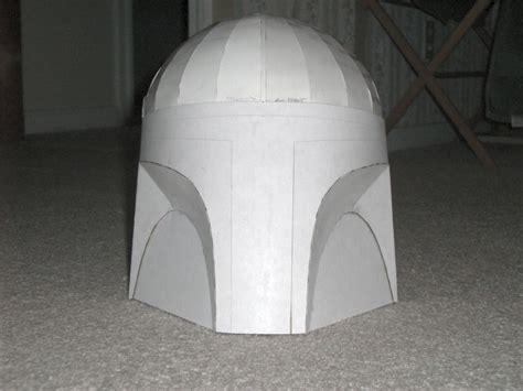 boba fett helmet blueprints templates page 10