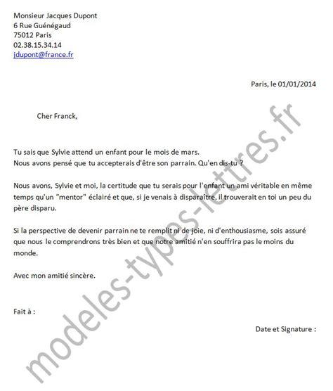 Exemple De Lettre Pour Un Ami Modele Lettre Pour Une Amie Document