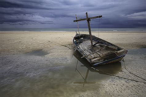 broken boat cartoon seaside broken wooden boat stock photo free download