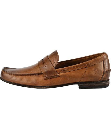 frye s loafers frye s lewis leather loafers 80231 ebay