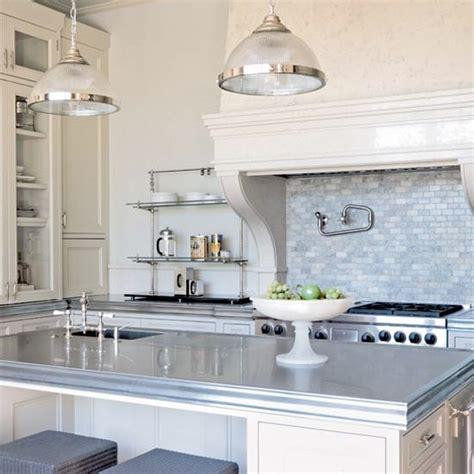 neutral kitchen backsplash ideas classic neutral kitchen kitchen ideas kitchen island image housetohome co uk