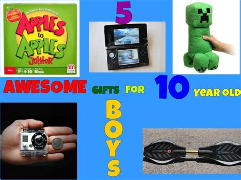 5 awesome gifts for 10 year old boys ebay