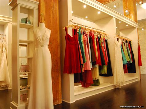 Bridesmaid Boutique Milwaukee - bridesmaid caters to the modern bridal