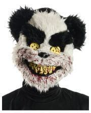 Dress 15239 Orange mask teddy mask style horror shop