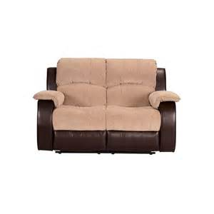 charleston 2 seater recliner charcoal