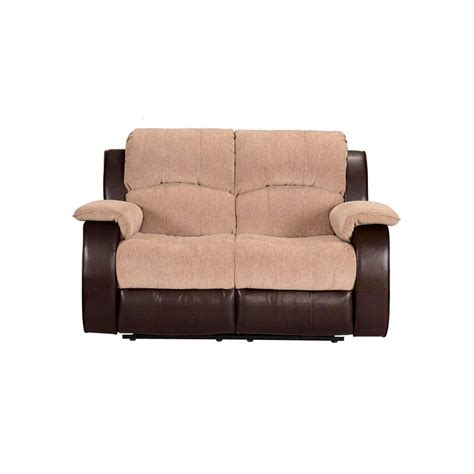 Two Seat Recliner Sofa by Charleston Two Seater Recliner Sofa