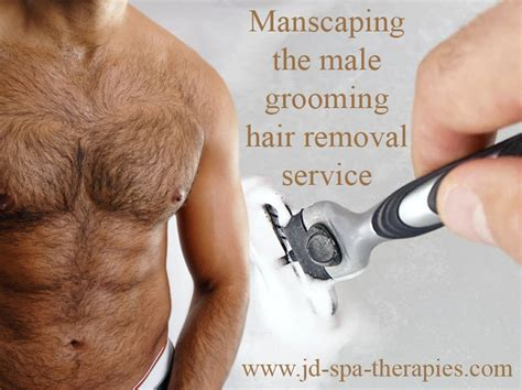 current trends in manscaping pin by jack dunn male grooming waxing school on