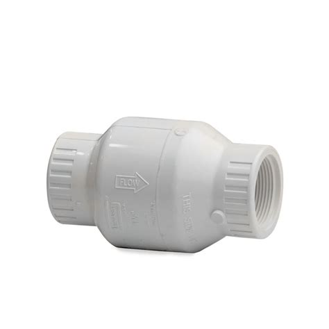 spears swing check valve spears spears pvc swing check valve 3 quot s1520 30 socket