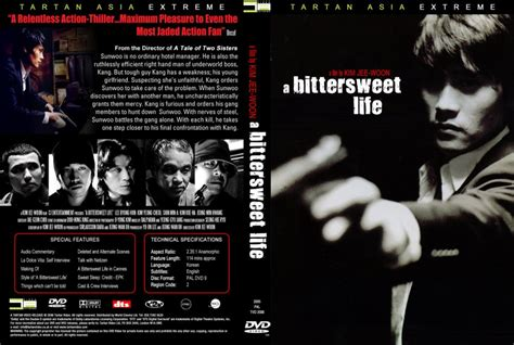 bittersweet 2004 film a bittersweet life movie dvd custom covers a