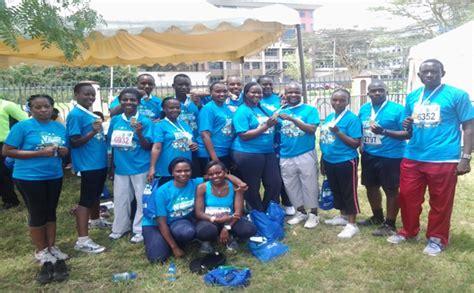 Kenyalaw Search Kenya At The 12th Edition Of The Nairobi Stanchat Marathon Kenya