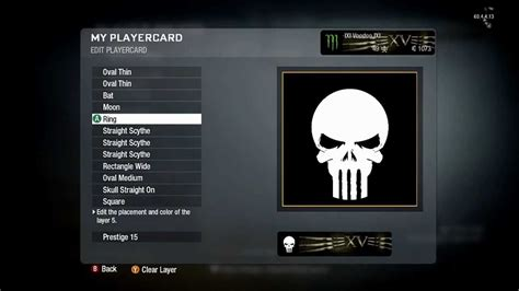 emblem maker call of duty punisher emblem logo call of duty black ops emblem editor series episode 35