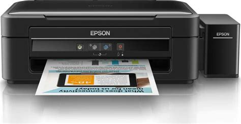 Harga Epson L360 by Epson L360 All In One Printer Price In India Specs
