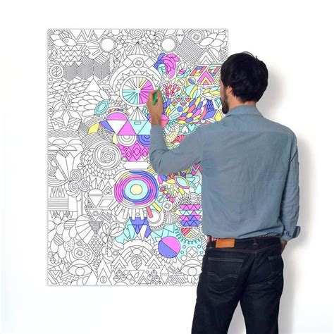 omy design play coloring poster perfectly smitten