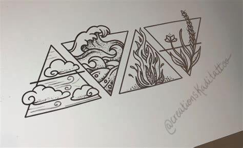 petit tatouage  elements creations kadi artiste