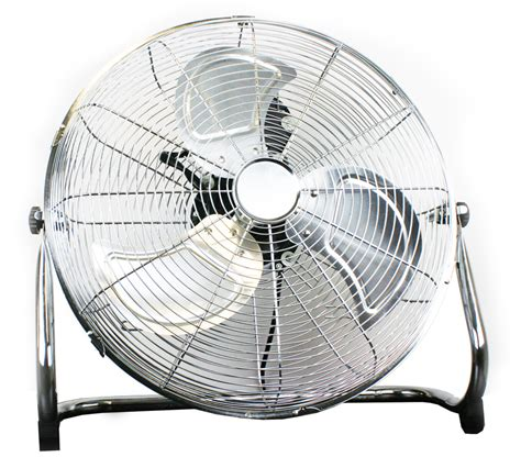 large fans for gyms premi 18 quot chrome high velocity industrial 3 speed free