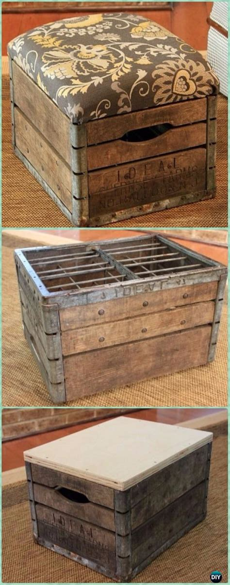 diy crate couch diy wood crate furniture ideas projects instructions