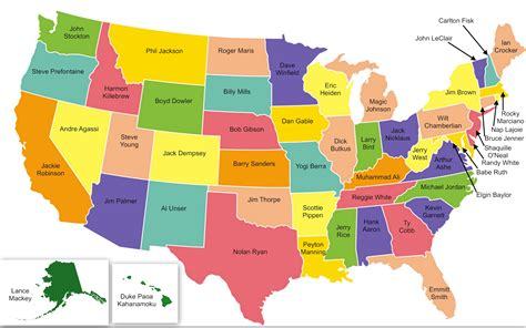 united states on the map stock photos of political map of united states