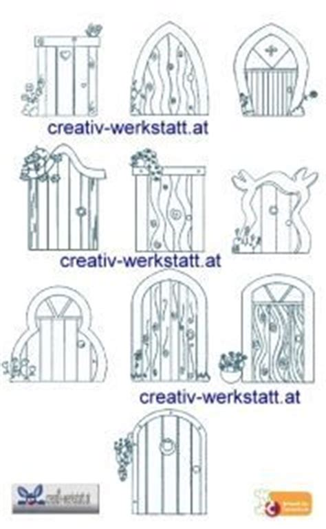 printable elf door 1000 images about mini structural elements on pinterest