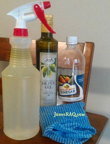 17 Best ideas about Homemade Furniture Polish on Pinterest