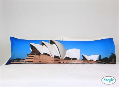 pillowscape sydney opera house pacific pillow co