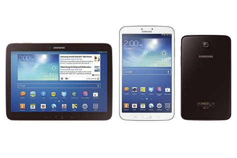 Samsung Galaxy Tab Family Samsung S Galaxy Tab 3 Family Arrives In The Us On July 7th Prices Start At 199 The Verge