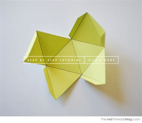 Paper Shapes - 226 best diy images on home ideas bullet