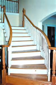 Bannisters interior stair london