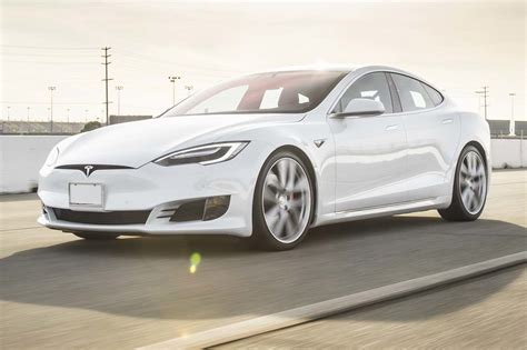 Tesla 0 To 60 2017 Tesla Model S P100d Sets New Record 0 60 Mph In 2