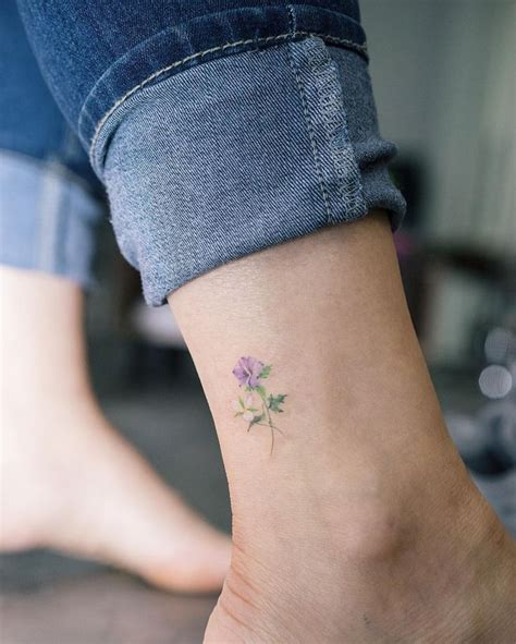 small robin tattoo best 20 thistle ideas on simple flower