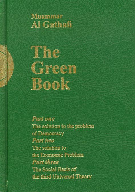the in green books the green book by muammar al qaddafi audio