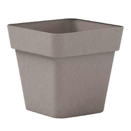 vaso quadrato vaso cleo quadrato dadolo