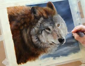 wolf painting brand new wolf painting on ebay soon next few days
