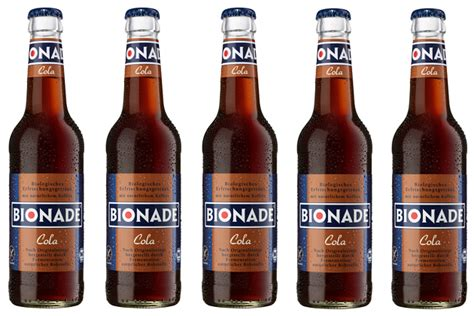 Machbet Coklat neue geschmacksrichtung bionade macht cola