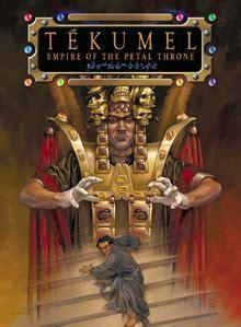 tekumel  world   petal throne